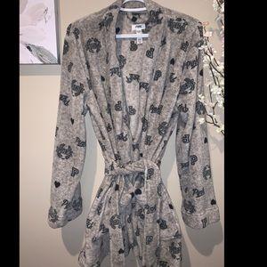 PINK Victoria's Secret Robe